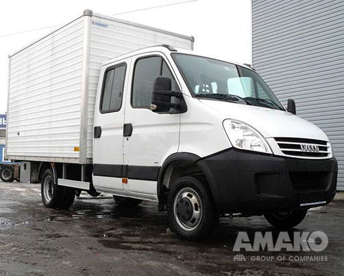 Промтоварный фургон Iveco Daily