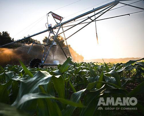 Круговые системы полива Western Irrigation