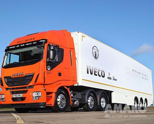 Iveco Stralis HI-WAY AS 440S46 T/P RR