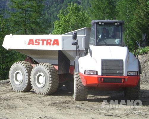 ASTRA ADT35D 6×6