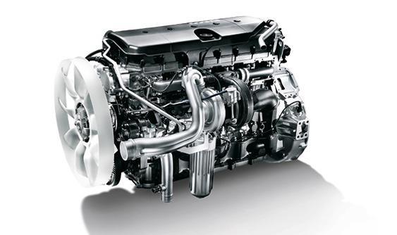 Двигатель Cursor ЕВРО-5/EEV