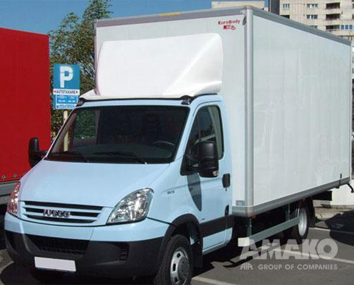 Хлебный фургон Iveco Daily