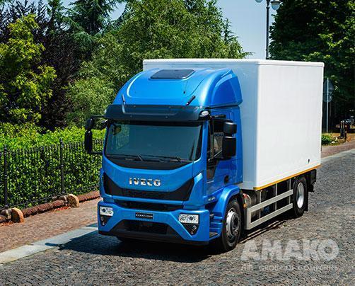 Iveco EuroCargo ML 90Е18