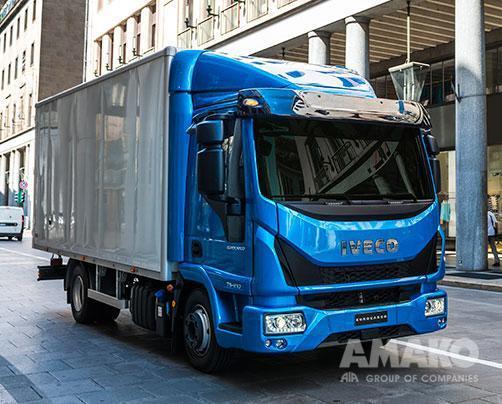 Iveco EuroCargo ML 100Е18
