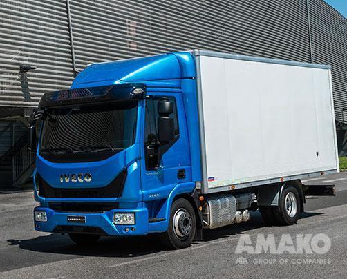 Iveco EuroCargo ML 120Е21