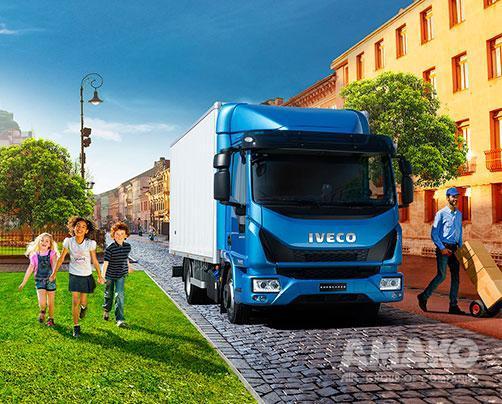 Iveco EuroCargo ML 160Е24