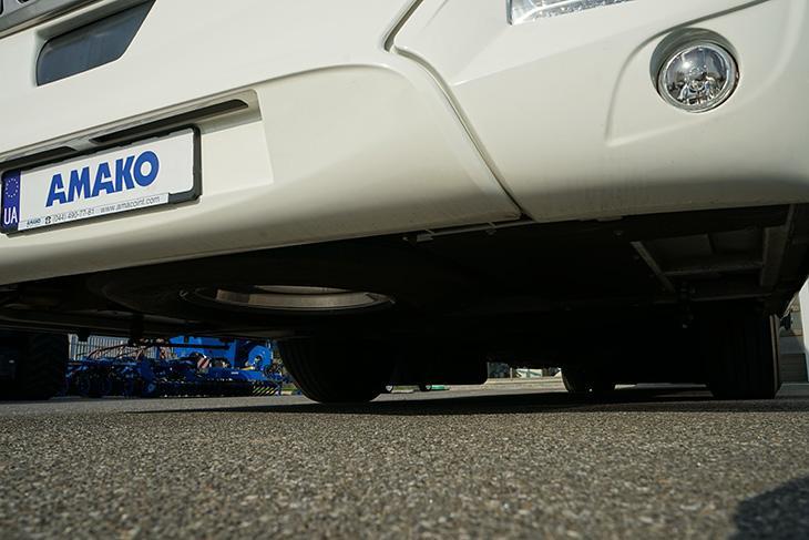 передняя подвеска IVECO Magelys