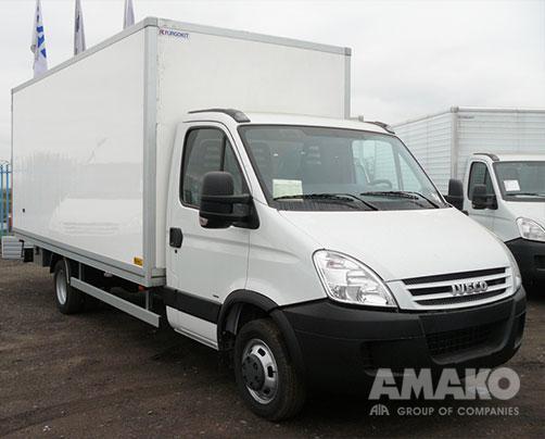 Изотермический фургон Iveco Daily