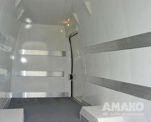 Авторефрижератор на базі вантажного фургона IVECO New Daily