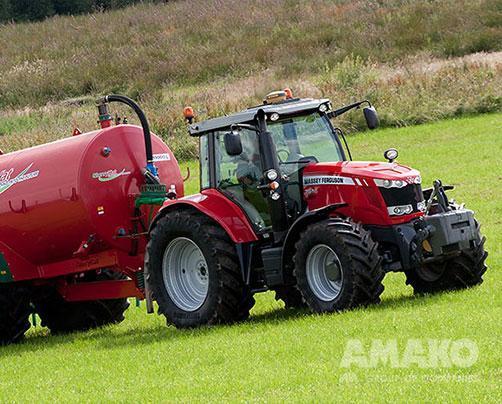 Трактор Massey Ferguson MF 7600
