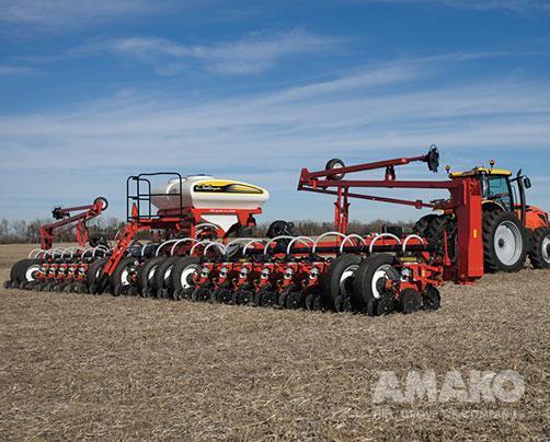 Cівалка точного висіву Massey Ferguson 9100 VE Precision Planting
