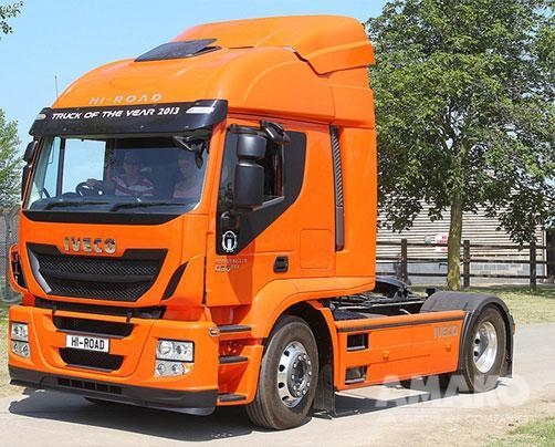 Iveco Stralis HI-ROAD AT440S42 T/Р RR