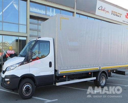 Iveco Daily 70C15 3.0HPI