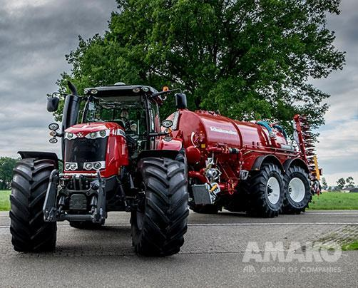 Трактор Massey Ferguson MF 7700