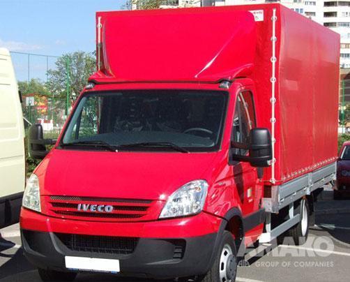 Тентовый фургон Iveco Daily