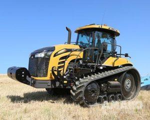 Трактор Challenger 700Е фото