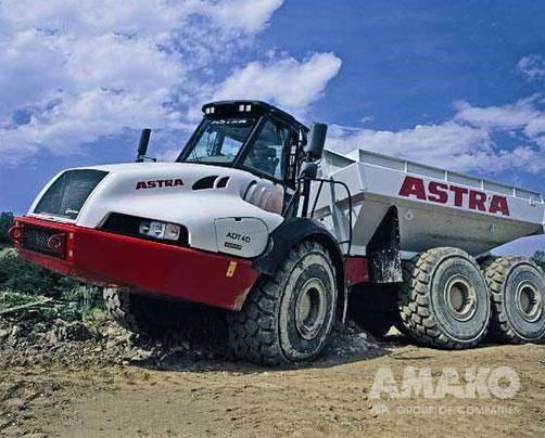 ASTRA ADT40D 6×6