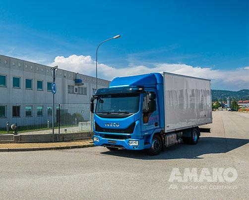 Iveco EuroCargo ML 140Е21