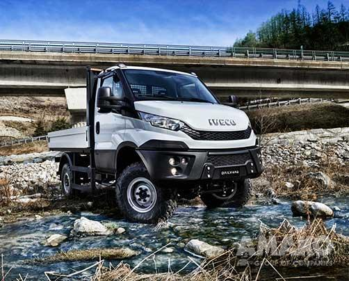 Iveco Daily Євро 4 4×4 35S18W 3.0HPT