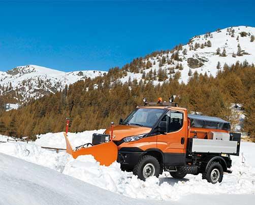 Iveco Daily Eвро 4 4×4 35S18W 3.0HPT
