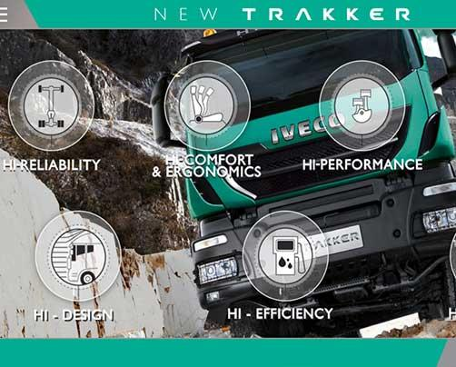 IVECO Trakker HI-TRACK AT720Т41T (Карьерный тягач 6×4)