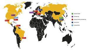 карта размещения производственных мощностей WIX картинка