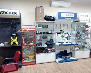 офисное помещение представительства АМАКО фото