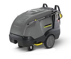 Обладнання для очищення автомобілів та професійного прибирання приміщень