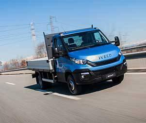 Грузовые шасси Iveco Daily