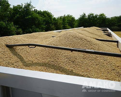 Зерновоз IVECO AGRO STRALIS (4×2)