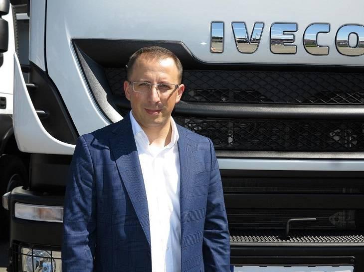 IVECO Trakker от АМАКО