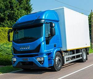 Вантажні автомобілі Iveco EuroCargo
