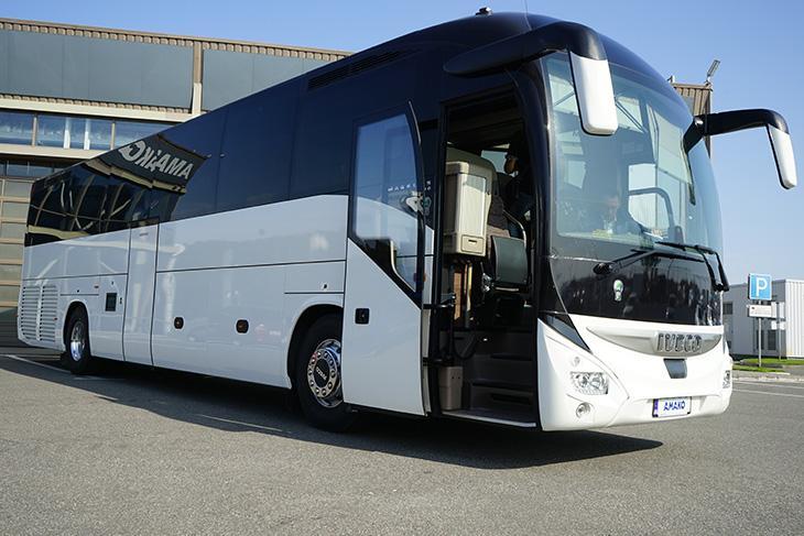 автобус Iveco Magelis