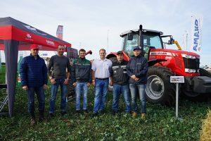 команда АМАКО на Дне Агротехнологий УКАБ
