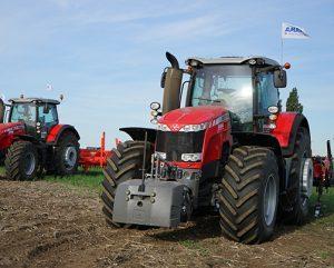 Massey Ferguson на Дне Агротехнологий