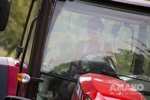 трактор MF 6700 фото новой серии