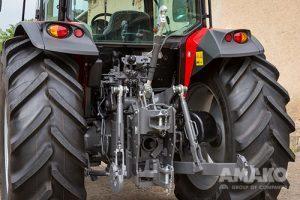 MF 6713 новая серия тракторов фото