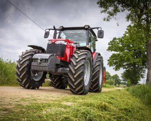 трактор MF 6700 фото