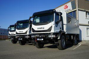 бригадные автомобили IVECO