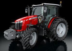 MF 6713 traktor фото