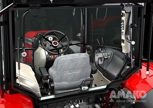 MF 6700 трактора фото кабины