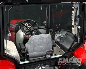 MF 6700 трактор фото кабины