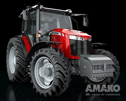 Трактор Massey Ferguson MF 6713