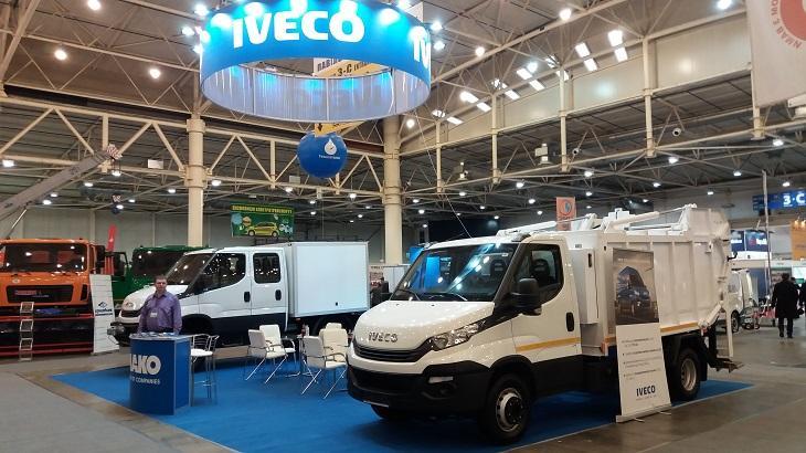 спецавтомобили IVECO Daily фото
