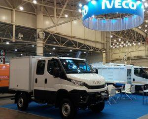 IVECO Daily на выставке Коммунтех-2017 фото