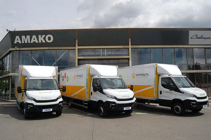 IVECO DAily фургон фото