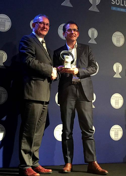 Iveco получил награду фото