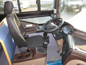 водительское сидение IVECO Crossway фото