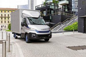 IVECO Daily Blue Power фургон фото
