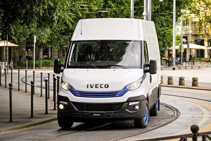 IVECO Daily лучший фургон года